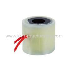 Mini special type valve coil lead-type