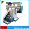 High capacity ring die feed pellet machine