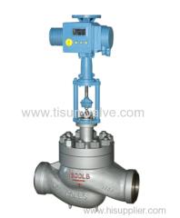 electric high pressure regulating valve