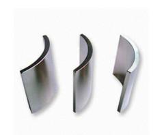 Permanent sintered sector neodymium magnet