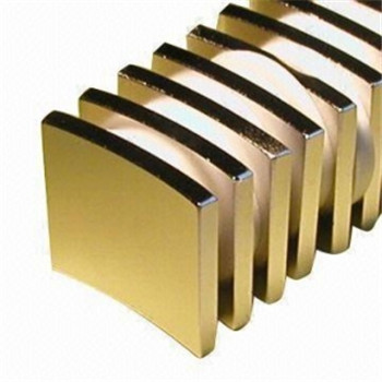Latest Sintered Permanent NdFeB Arc Magnet For Sale