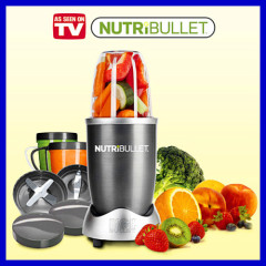 Nutri bullet as seen on tv