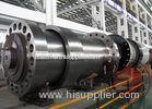 Alloy Steel Forged Spindle Shaft Forging 100T OEM For Hydraulic Generator