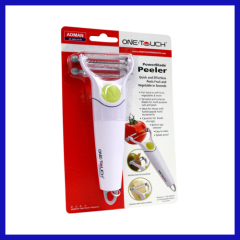 ONE TOUCH POWER BLADE PEELER