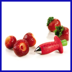 Creative Stem Gem Strawberry Huller Strawberry Corer Fruit Stem Remover