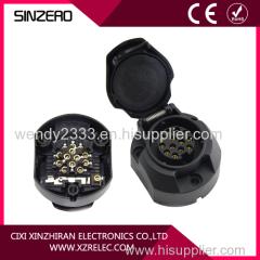 13+1trailer adapter plug XZRM3008/trailer plug for sale