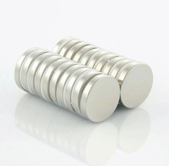3000 Gauss Neodymium Disc Magnet/aimants