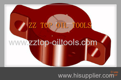 Coiled Tubing Tools Tubing Clamp