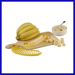 Banana Slicers Cutter Kitchen Tool slice chop banana chips