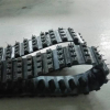 small rubber track for robot(100-40-56)