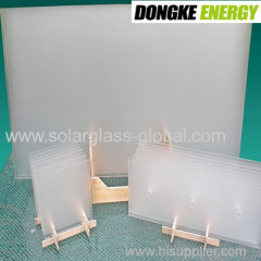 Coated GlassTempered Solar 4mm