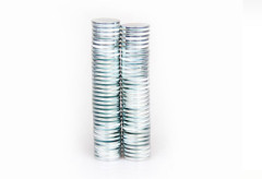 Strong Permanent Ndfeb Coin Disc Neodymium Magnet