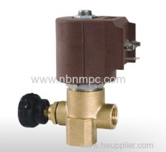 steam iron solenoid valve