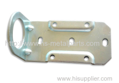 Zinc plated forging part