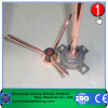 Copper lightning arrestor for antenna