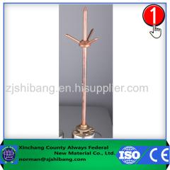 De cobre puro de Mulit-Aire punto de Rod