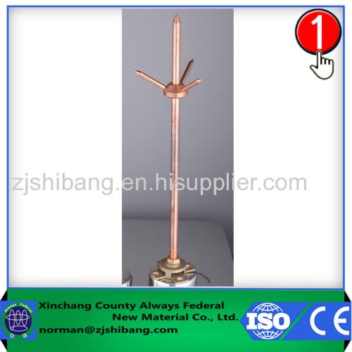 Copper rod 15mm lightning protector