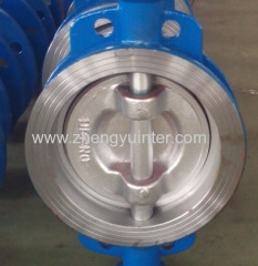 Carbon Steel WCB Butterfly Valve Fitting Casting Parts OEM