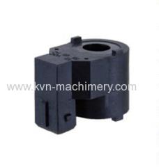 Pneumatic solenoid valve coil plug-type