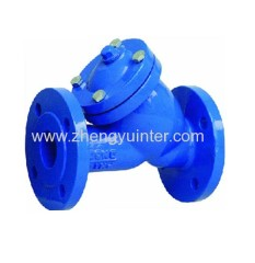 Y Strainer Casting Parts