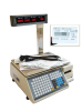 commercial barcode label printing scale