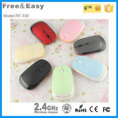 3d usb wireless famous brand Rapoo mouse