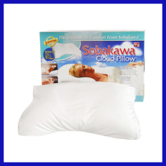 Sobakawa Pillow Cloud Cool micro bead Bed Pillow