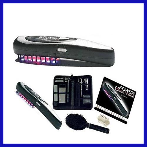 laser power hair grow comb