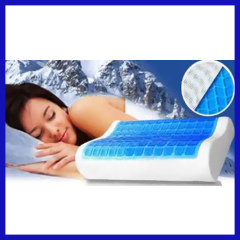 CONTOUR GEL MEMORY FOAM PILLOW