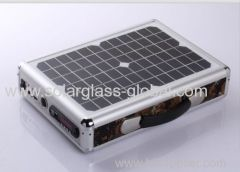 Mono-crystalline Solar Power System 15W/18V for lighting