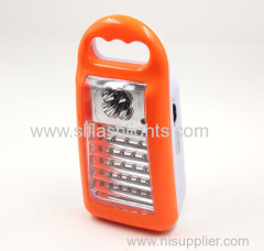 Plastic 36LED Rechargeable Emergency Light Lamp