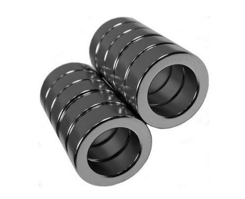 Small Permanent Ring Shape NdFeB Magnet