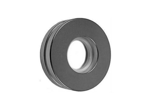 Tailor-made Axial Magnetized Ring Neodymium Magnet Aimants