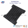 Railway Pad For Track Anchor for fasteners/Customized Design Railway Pad For Track/Fastening Railway Pad For Track Rail