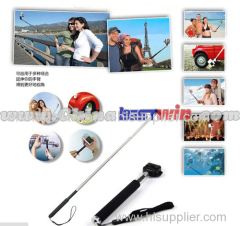 Digital Camera Use Extendable Mobile Phone Bluetooth Remote selfie photographic equipment