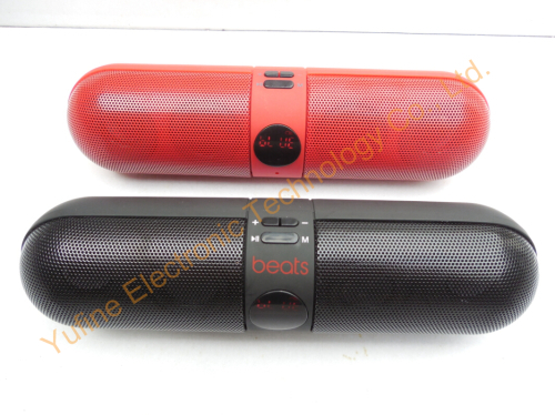 Offer screen Pill Bluetooth Speaker Beats Pill Bluetooth Speaker With Screen fashion bass sound wireless Speaker
