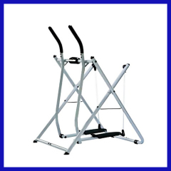 Fitness body building equipment indoor air walker