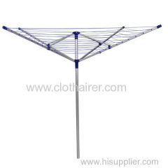 Aluminum Adjustable Rotary Clothes Dryer