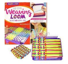 DIY weaving loom kit loop and loom
