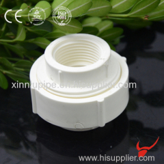 UPVC BS4346 thread Fittings Female Union Factory