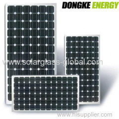 180w mono solar panel cell watt monocrystalline silicon