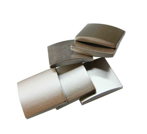 Industrial Segment/Arc Neodymium Magnets For Generator