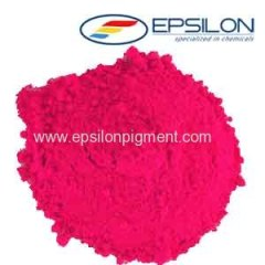Fluorescent Magenta Fluorescent Pigments for textile printing color paste and water based coatings