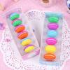 Macarons Eraser promotional stationery