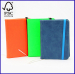 Best Price High Quality Elastic Band PU Notebook