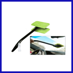 WINDSHIELD WONDER 1 PC MICROFIBER CLOTH EXTRA LONG HANDLE WITH PIVOTING HEAD Windshield Wonder Windshield Clean