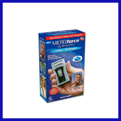 rechargeable wet dry micro force shaver AS SEEN ON TV