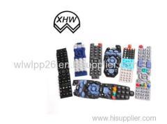 Silicone Rubber Keypad Silicone Rubber Keypad