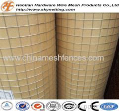 2016 Hot Sale Galvanized Welded Wire Mesh with Low Price