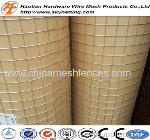 concrete welded wire mesh reinforcement mesh wholesale professional factory galvanized welded wire mesh